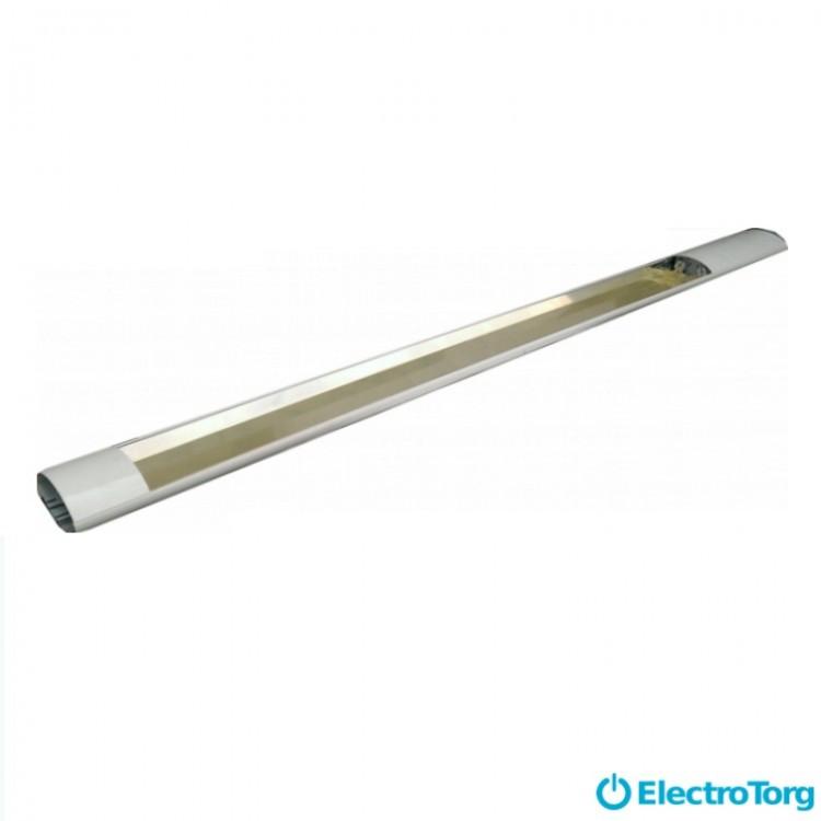 Светильник люминесцентный (корыто) 2*36 Plexiform акция