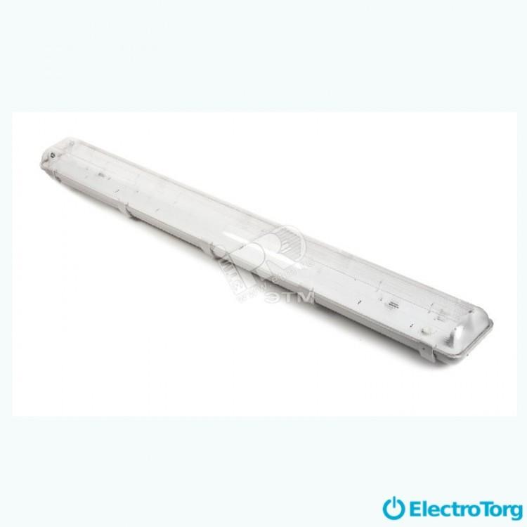 Светильник люминесцентный (корыто) 2*58 Plexiform акция