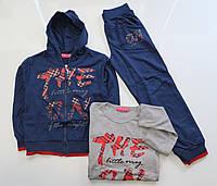 Спортивные костюмы тройки на девочку 8-12 лет