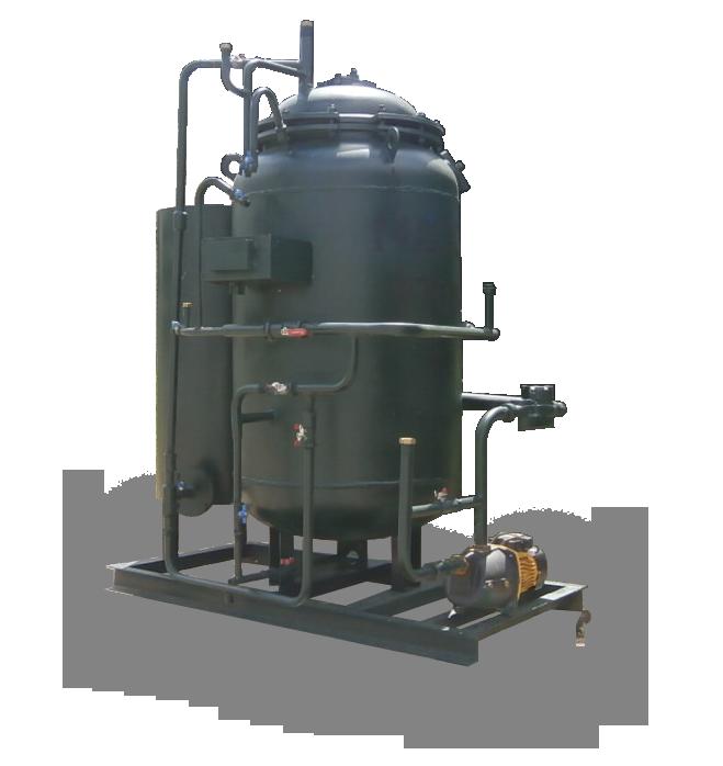 Водоподготовительная установка ВПУ-2,5, фото 1