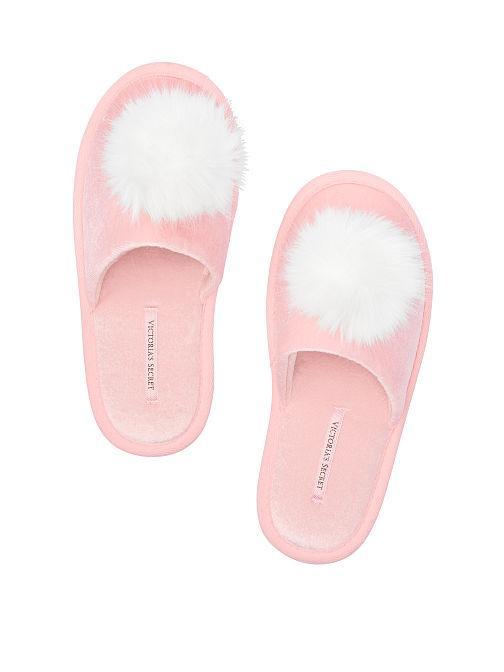 Тапочки  Victoria's Secret нежно-розовые