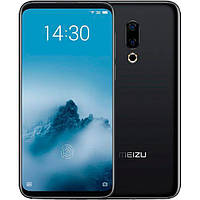 "Meizu 16x Black 6/64/128 Global Version 6"" FHD+ AMOLED, Snapdragon 710, 3010 мАч, Sony IMX380+OIS+IMX350+4K 6/64"
