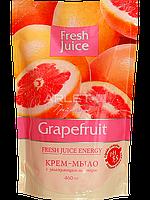 """Крем-мыло """"Грейпфрут"""" - Fresh Juice Cream-Soap Grapefruit (сменный блок)"""