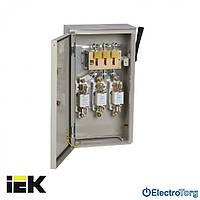 Ящик с рубильником и предохранителями ЯРП 400А 74 У1 IP54 ИЭК(IEK)