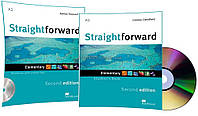 Английский язык / Straightforward / Student's+Workbook+CD. Учебник+Тетрадь (комплект), Elementary / Macmillan