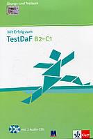 Mit Erfolg zum TestDaF B2-C1. Übungs- und Testbuch (+Audio-CD)