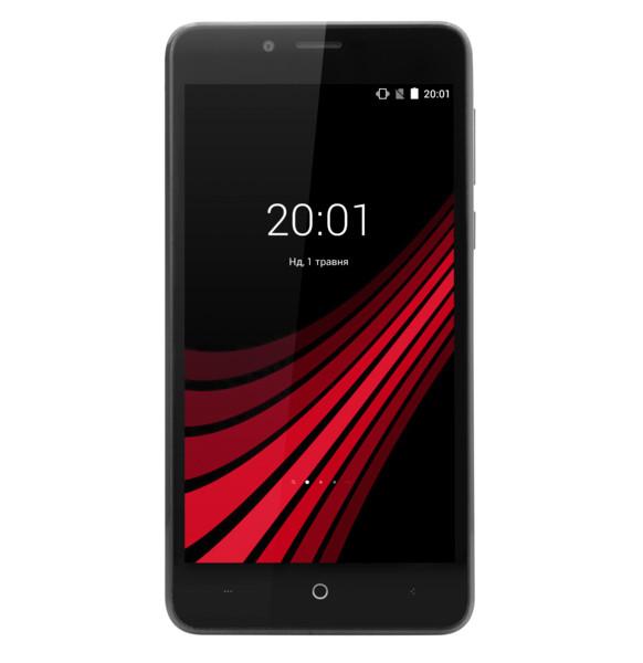 Смартфон Ergo B501 Maximum Black