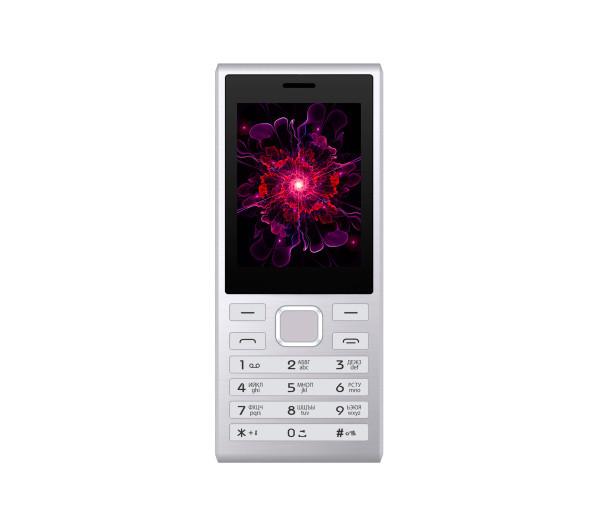 Мобильный телефон Nomi i247 Silver