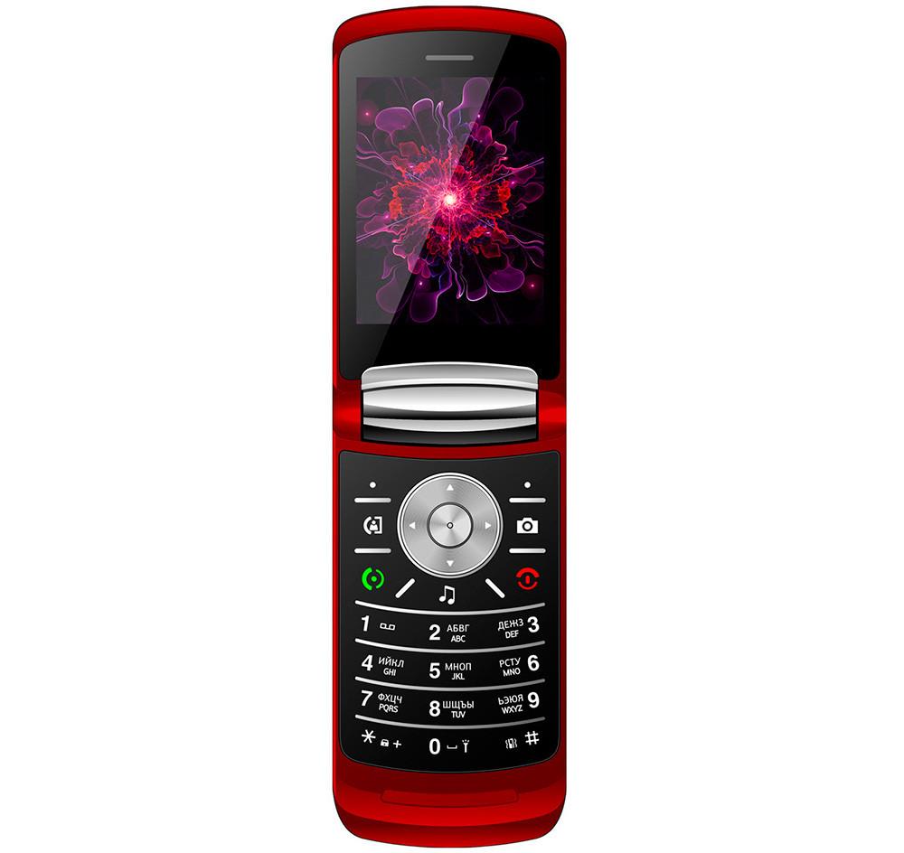 Мобильный телефон Nomi i283 Red