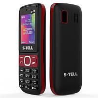 Мобильный телефон S-Tell S1-08 Black-Red