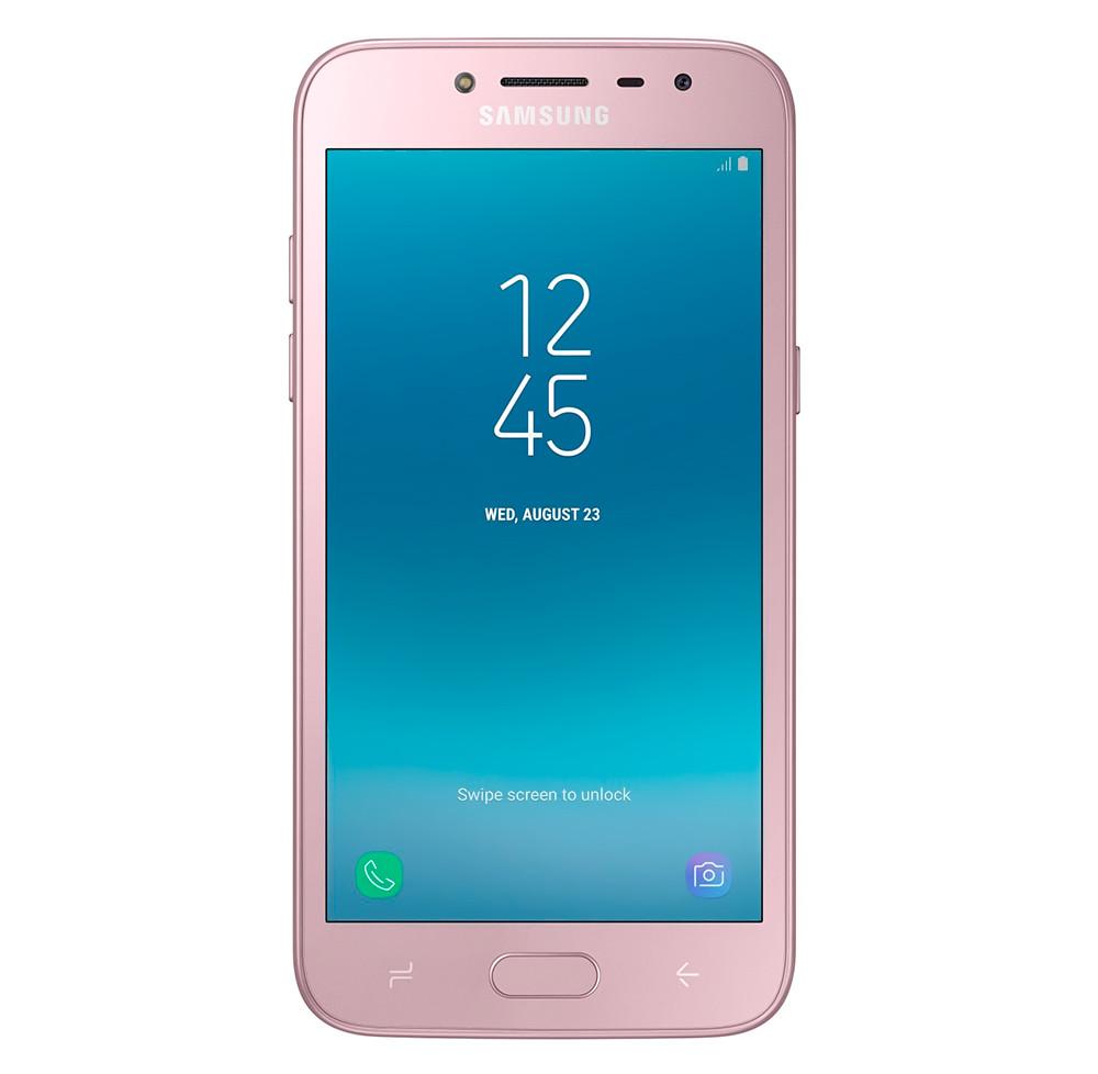Смартфон Samsung Galaxy J2 SM-J250F (2018) Pink