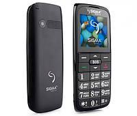 Мобильный телефон Sigma mobile Comfort 50 Slim 2 Black