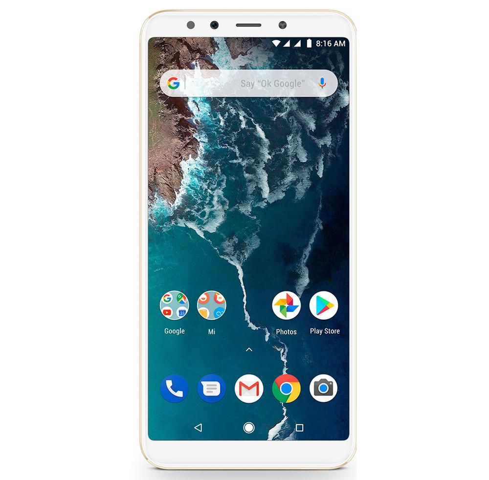 Смартфон Xiaomi Mi A2 4GB/32GB Gold