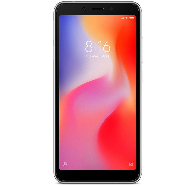 Смартфон Xiaomi Redmi 6A 2GB/32GB Black