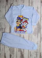 Детская  пижамка интерлок 30