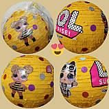 Пиньята - День рождения девочки  Рапунцель, 50 см, фото 6
