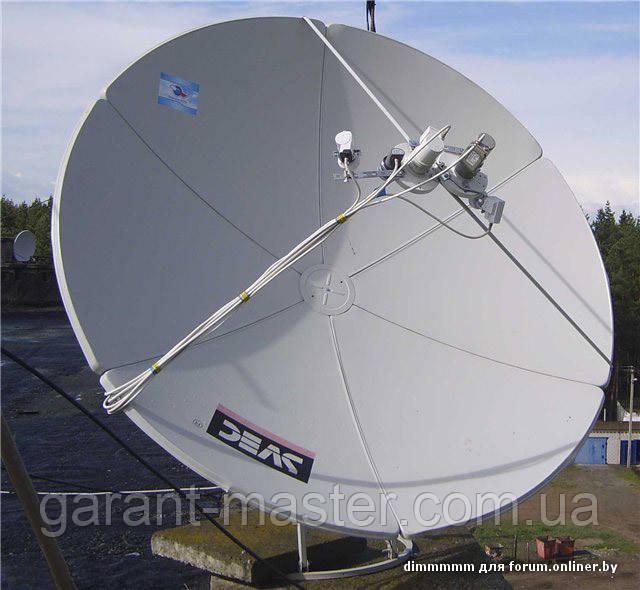 Настройка спутниковых антенн самостоятельно