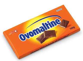 Шоколад Ovomaltine Tafel 100 грамм