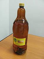 Льняное масло 2 л бутылка для дерева (пропитка дерева)