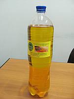 Льняное масло 1.5 л бутылка для дерева (пропитка дерева)