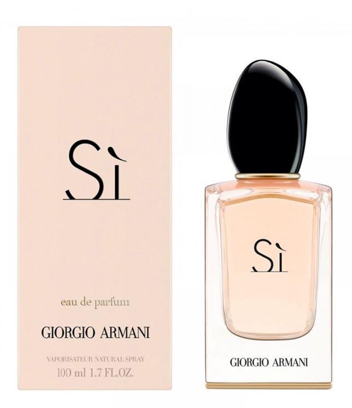 Женские духи Giorgio Armani Si