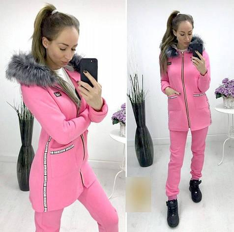 Спортивный костюм женский 27885-3, фото 2