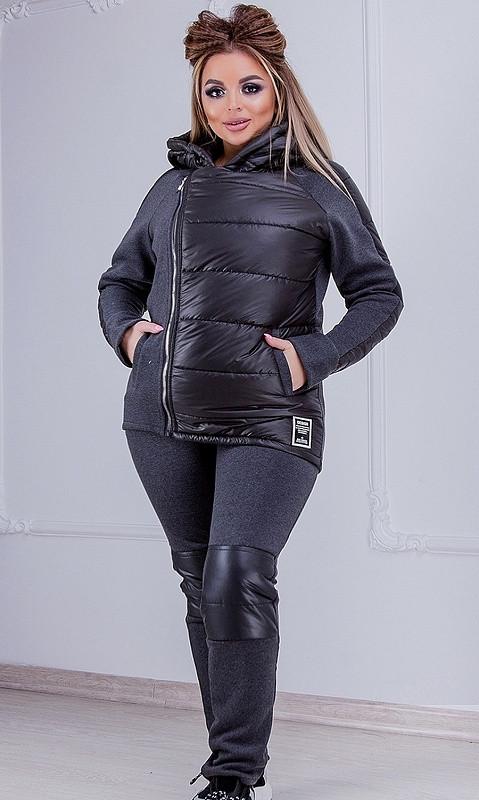 Спортивный костюм  женский утепленный 856448-2