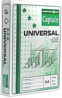 Бумага офисная CAPTAIN Universal А4 80г/м2 500л класс C