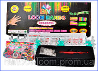 Набор резинок 600 шт. Loom Bands, фото 1