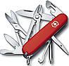 Cкладной удобный нож Victorinox  Deluxe Tinker 14723 красный