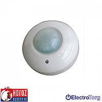 """Датчик движения серии """"FOCUS"""" 360° черного и белого цвета Horoz Electric"""