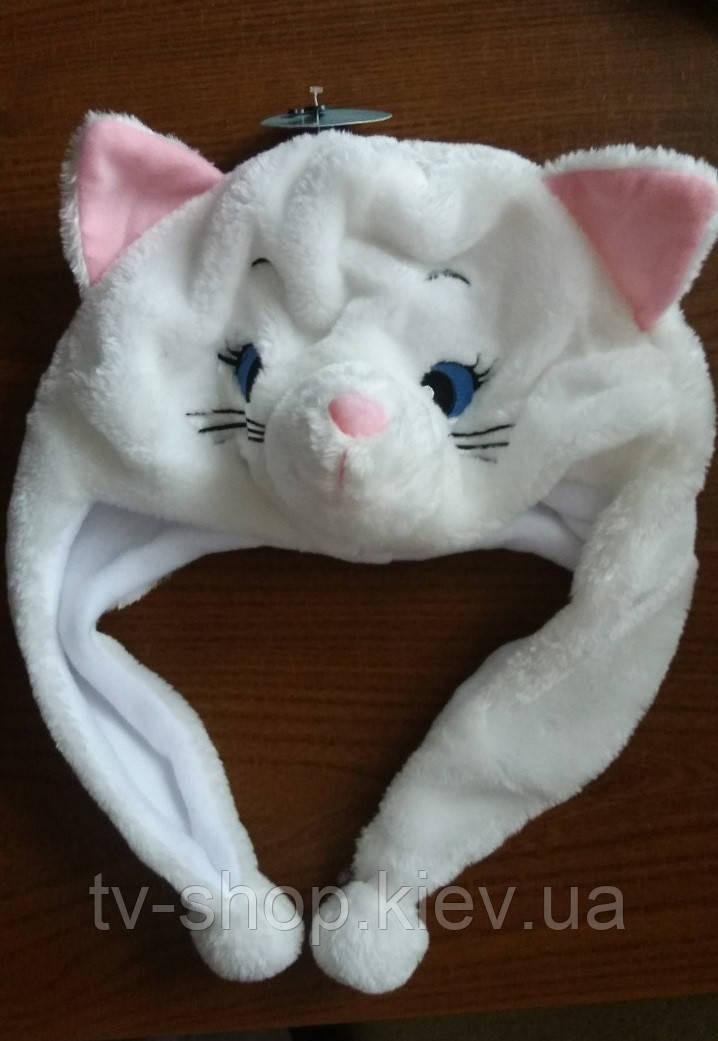Шапка з вушками Кішка