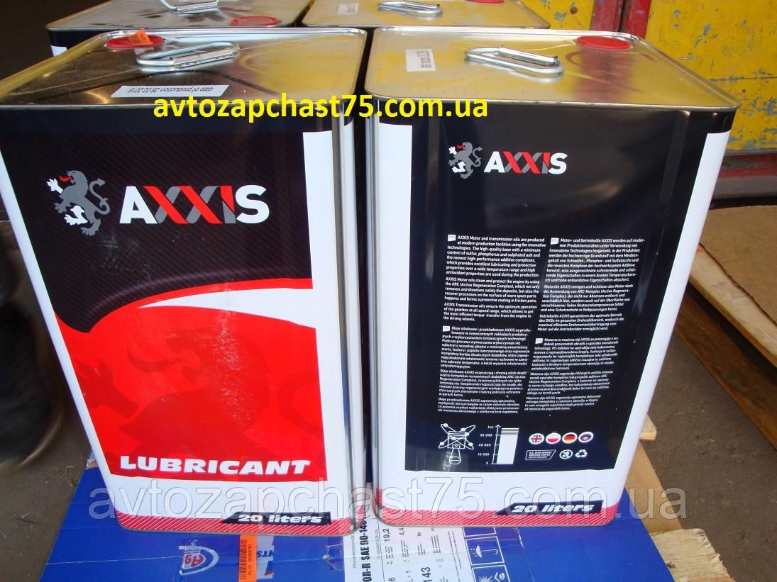 Масло моторное Axxis Truck 10W-40 LS SHPD (20 литров, для дизелей) производитель Польша