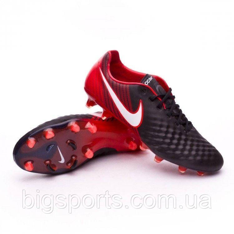 Бутсы футбольные муж. Nike Magista Opus II FG (арт. 843813-061)