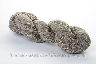 Пряжа Aade Long Kauni Natural Yarn 8/1 Серый