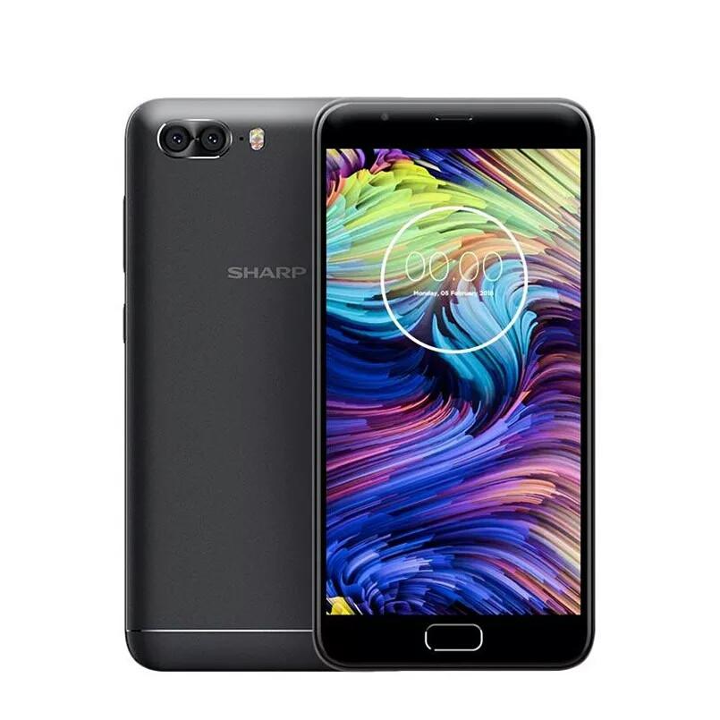 Смартфон Sharp R1S Black 4G Global 5000mAh 3/32 Gb новые в Наличии НОВИНКА!