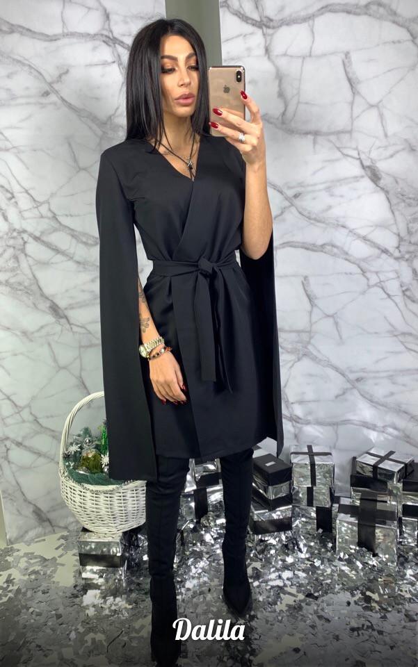 9aebf7e14fe Черное-платье Пиджак с Длинным Рукавом — в Категории