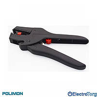 Инструмент для снятия изоляции с электрических проводов POLIMON