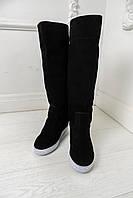 Женские сапоги в стиле Givenchy, фото 1