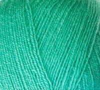 Пряжа Himalaya Lana Lux 800, цвет Бирюза