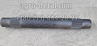 Вал рычагов 151К.56.018 шлицевой под два гидро цилиндра навески трактора Т 151 К,Т 17021,Т 17221, фото 1