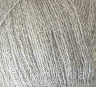 Пряжа Himalaya Lana Lux 800, цвет Серый