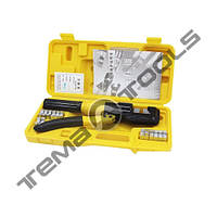 Гидравлические пресс-клещи YQK-70 (4 70 мм²) для опрессовки кабельных наконечников и гильз