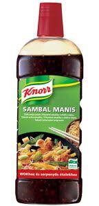 Дрессинг Sambal Manis чили-соя 1 л/ флакон