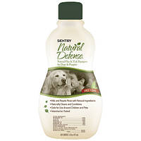 Шампунь Sentry Pro Natural Defense  блох и клещей для собак и щенков, 0,355 л