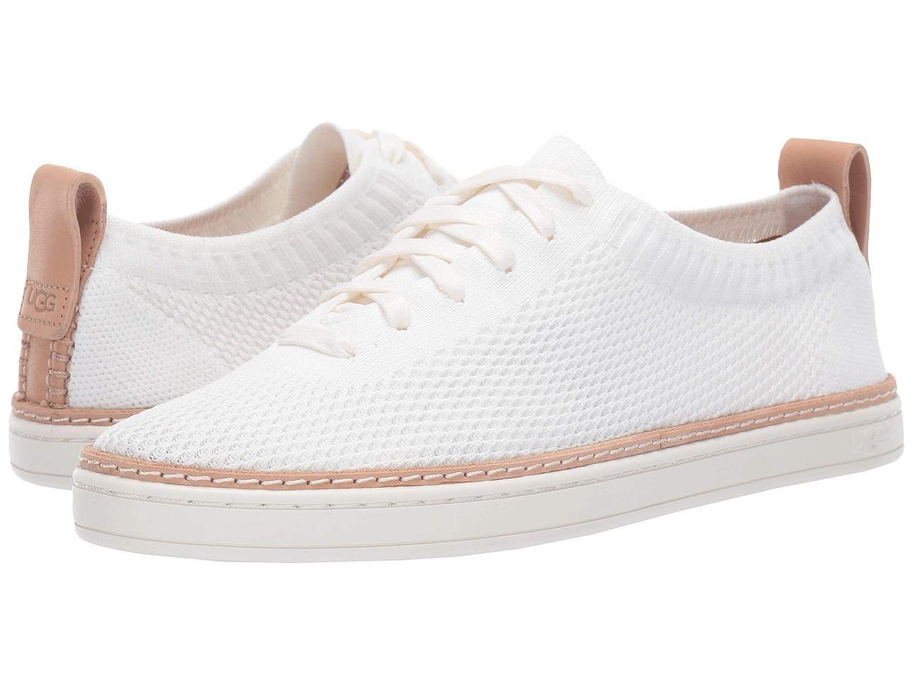 Кроссовки/Кеды (Оригинал) UGG Sidney Sneaker White