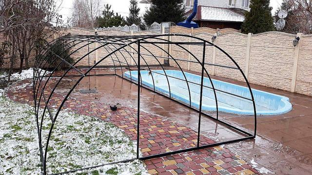 Каркас для бассейна