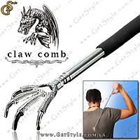 """Чесалка для спины - """"Сlaw Сomb"""" - коготь дракона."""
