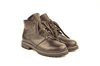 Ботинки детские для мальчика натуральная кожа зимние и демисезонные 233111