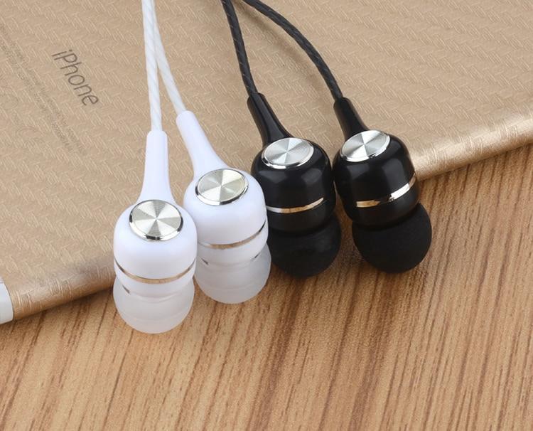 Наушники с микрофоном S9 / Гаринитура (затычки) для телефонов планшетов и др., фото 1